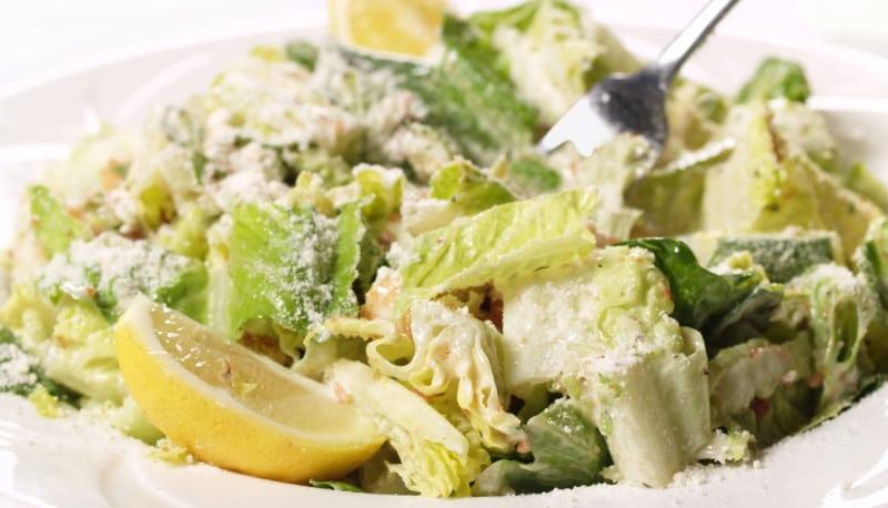 Pritikin Caesar Salad