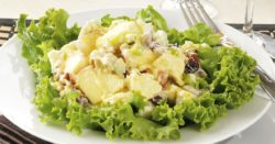 Pritikin Curry Waldorf Salad
