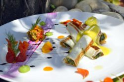 Ananda Spa Cheese Cannelloni