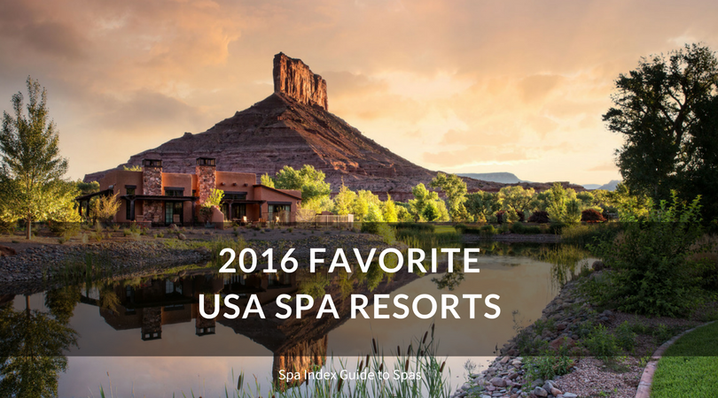 2016 Favorite USA S pa Resorts