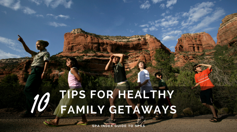 HEALTH FAMILY GETAWAYS