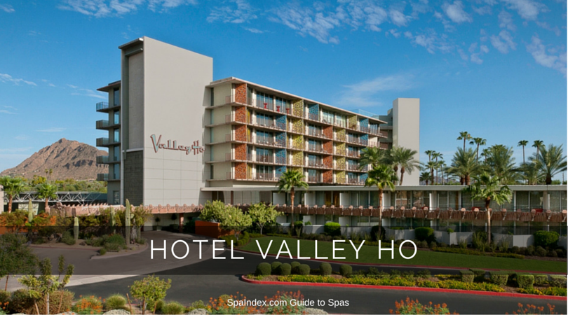 Hotel Valley Ho, Scottsdale