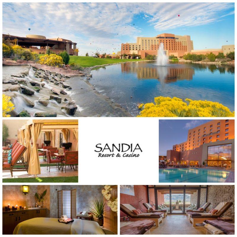 Sandia Resort Casino Spa Albuquerque New Mexico