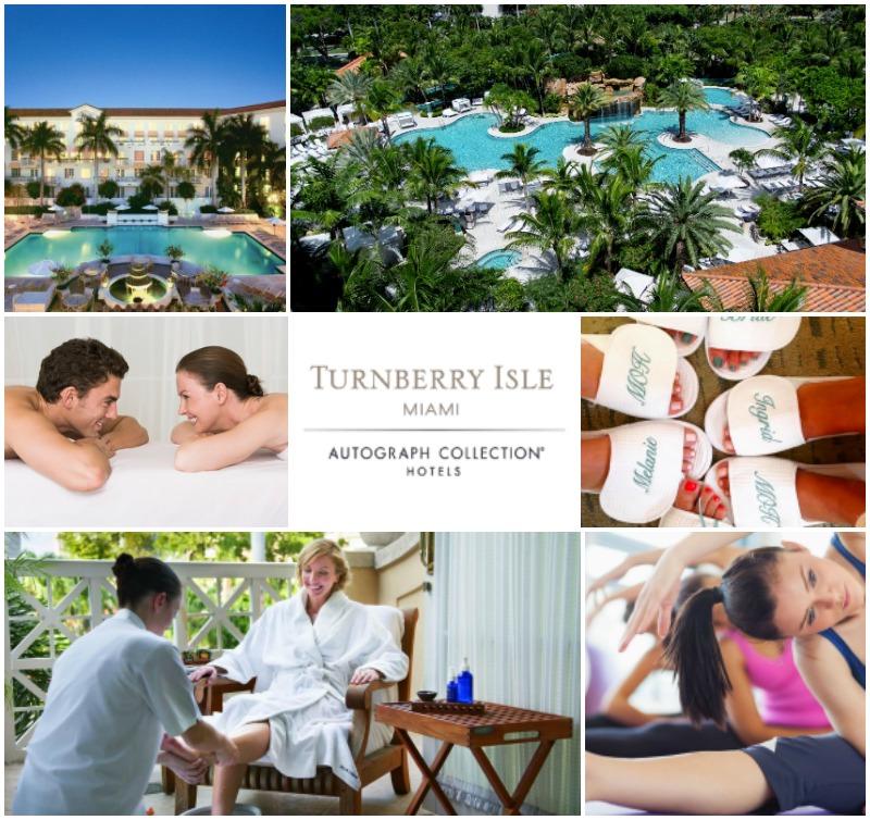 Turnberry Isle Spa Aventura Fl