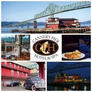 Cannery Pier Hotel - Astoria Oregon