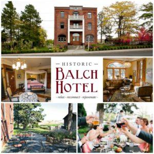 Balch Hotel Dufur Oregon