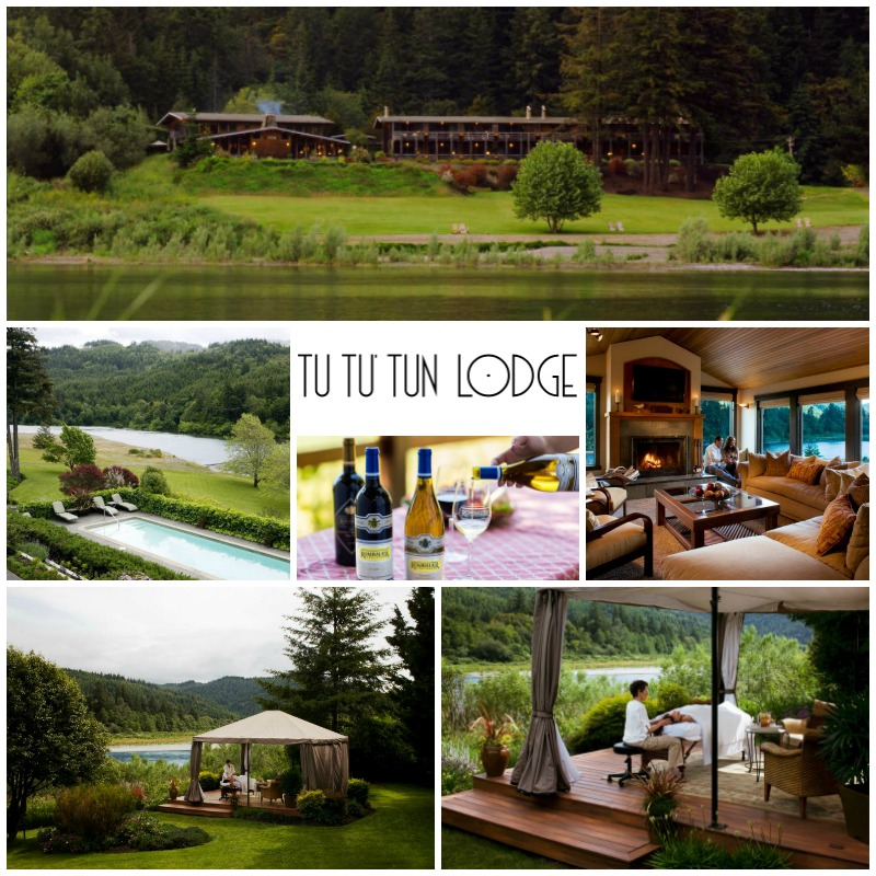Tu Tu Tun Lodge - Rogue River - Oregon Getaways