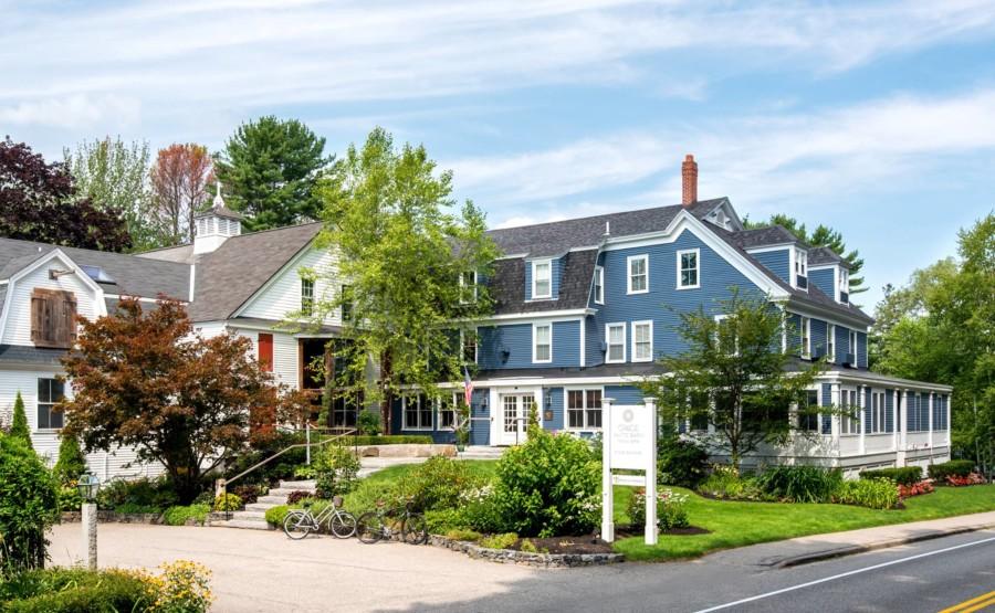 Grace White Barn Inn & Spa