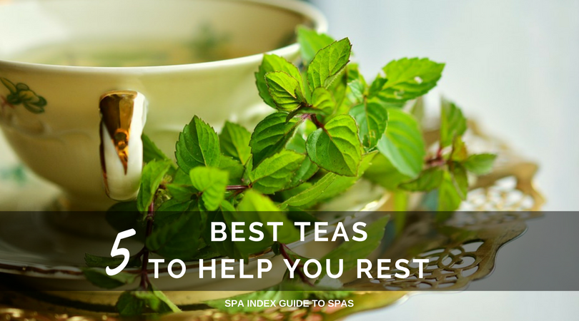 5 Best Teas to Help You Rest