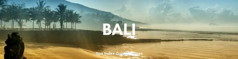 Bali Spas Resorts