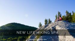 Destination Spa Spotlight:  New Life Hiking Spa, Vermont