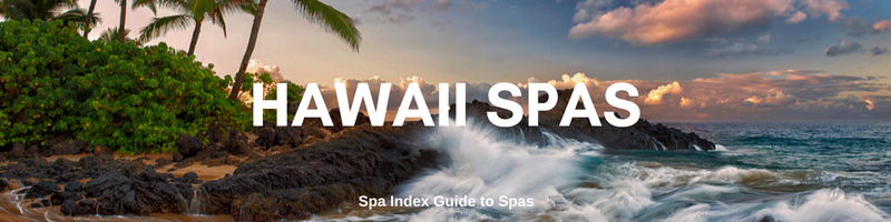 Best Spas in Hawaii