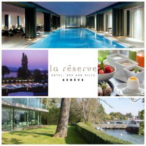 La Réserve Hotel and Spa Geneva