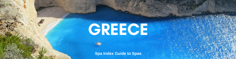 Spas in Greece