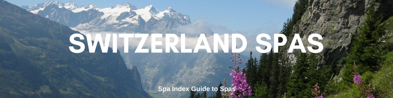 Spas in Switzerland