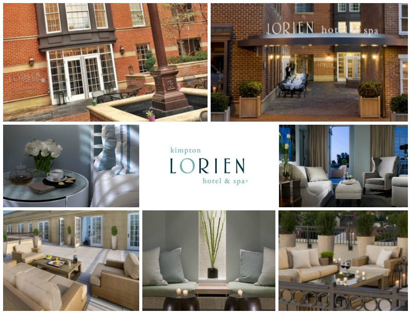 Kimpton Lorien Hotel and Spa, Alexandria, Suite, Terrace, Terrace/Patio