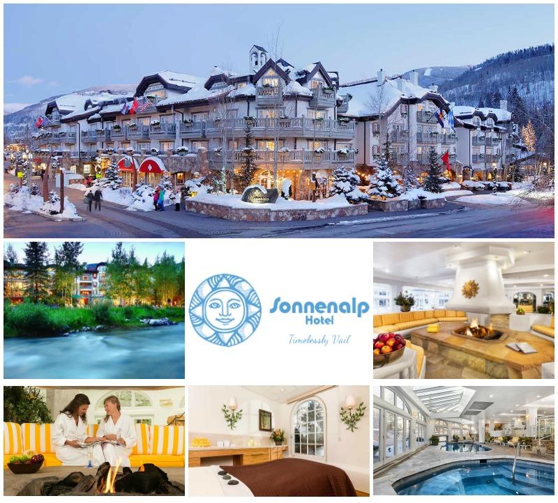 Sonnenalp Resort Spa Vail Colorado