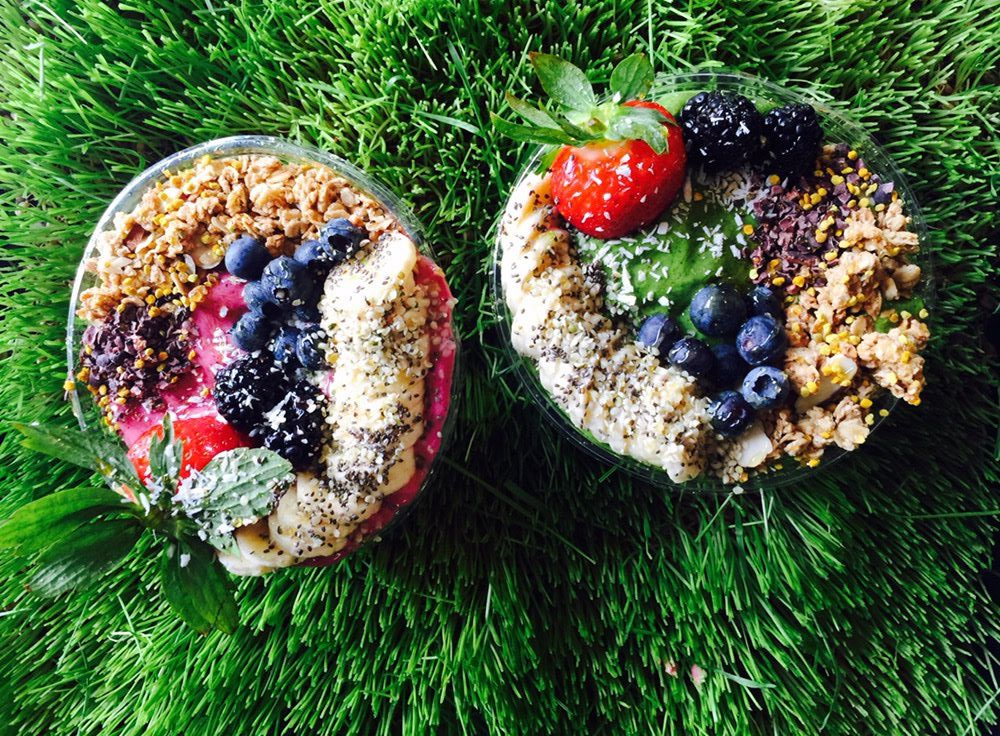 Raw Remedy Smoothie Bowls