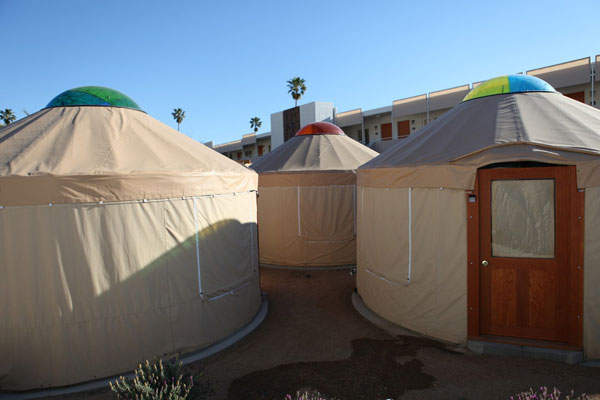 Feel Good Spa Yurts