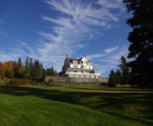 The Blair Hill Inn - Restaurant - Spa - Moosehead Lake