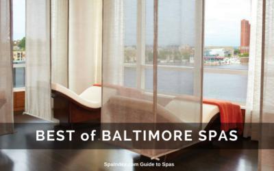 Best Spas in Baltimore