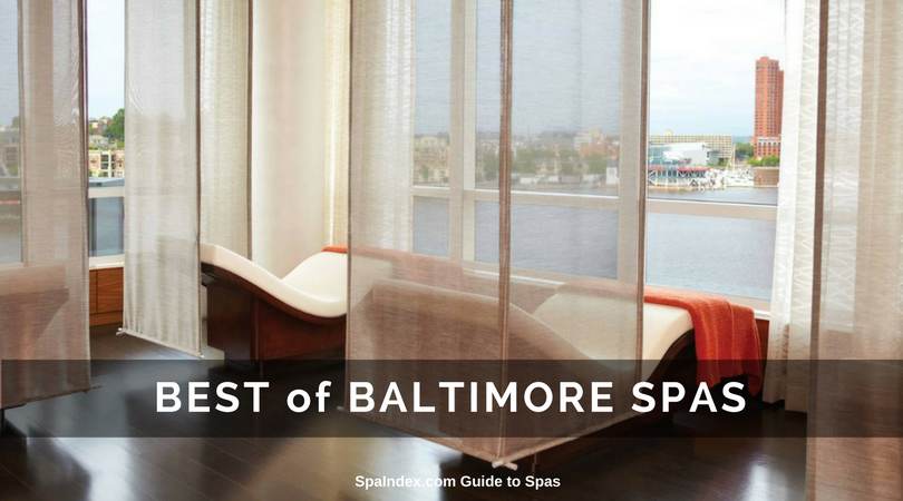 Best Baltimore Spas