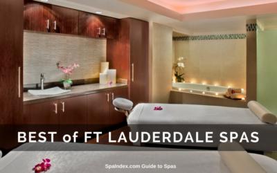 Best Ft Lauderdale Spas