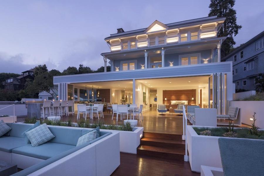 Casa Madrona Spa Hotel