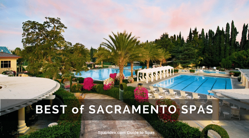 Best of Sacramento Spas