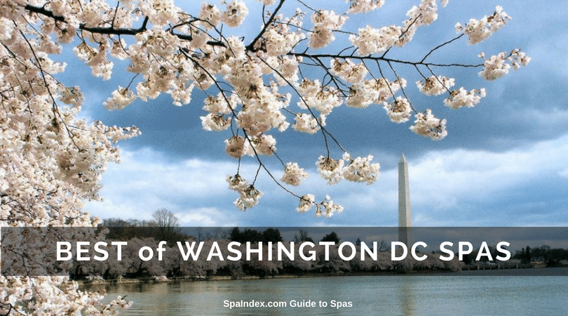 BEST OF WASHINGTON DC SPAS