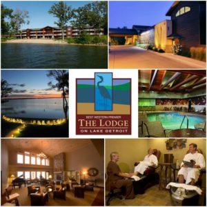 Lodge on Lake Detroit