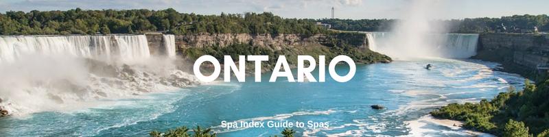 Best Ontario Canada Spas and Retreats