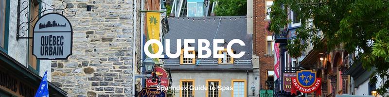 Quebec Spas Canada