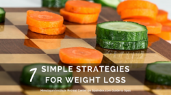 7 Simple Strategies for Weight Loss in the New Year