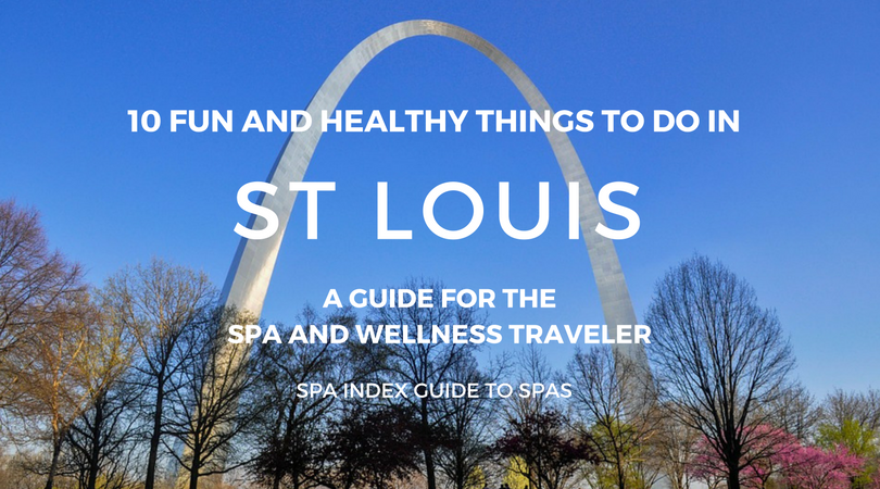 10 Fun and Healthy Things to do in Saint Louis