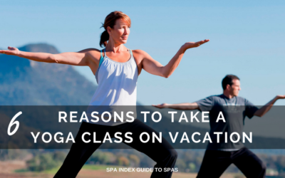 6 Reasons to Take a Yoga Class While on Vacation (even if you've never  tried Yoga)