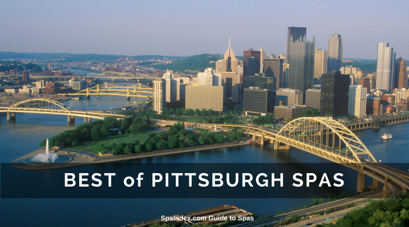 Best Pittsburgh Spas