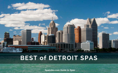Best Spas in Detroit