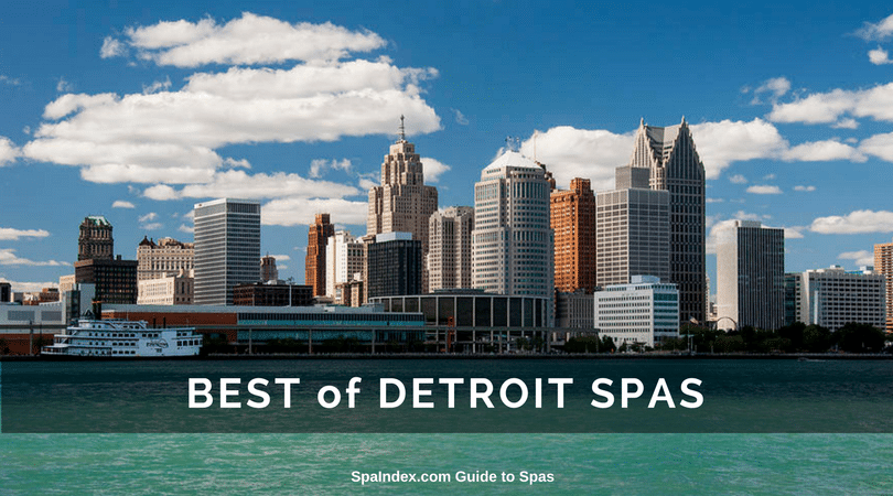 Best of Detroit Spas