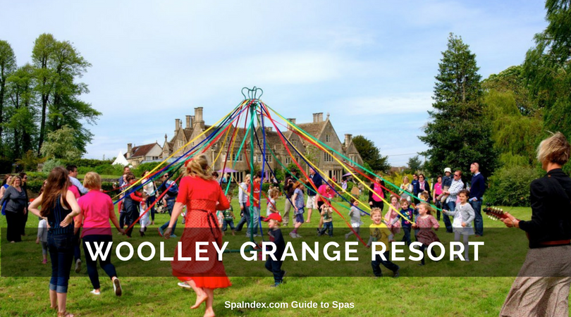 Wooley Grange Family Hotel