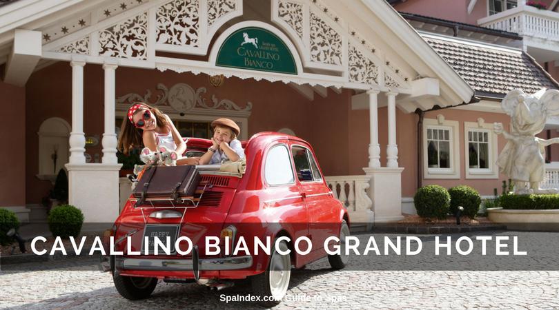 Cavallino Bianco Grand Hotel