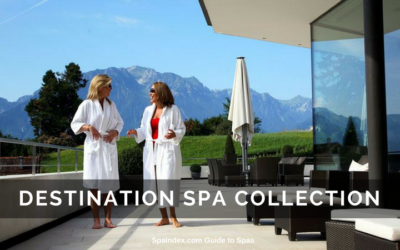 Browse our Destination Spa Collection