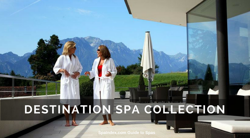 Find Destination Spas