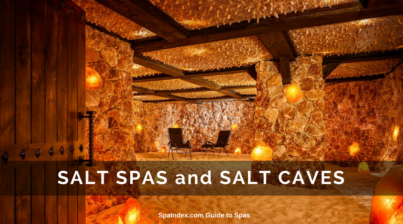 Find Salt Spas and Salt Caves