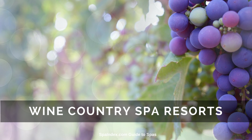 Find Wine Country Hotels and Resorts