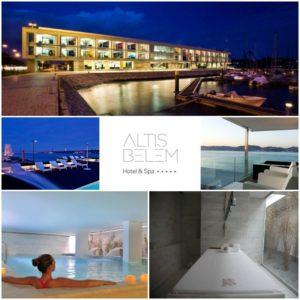 Altis Belem Hotel - Lisbon - Portugal