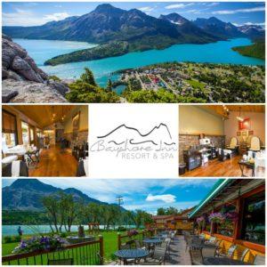 Bayshore Inn Resort & Spa Waterton Lake Alberta