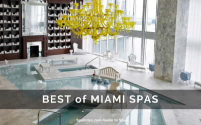 Best Spas in Miami and Miami Beach