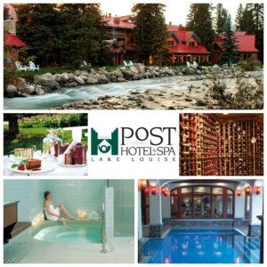 Post Hotel & Spa Lake Louise Alberta