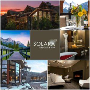 Solara Resort Canmore Alberta Canada